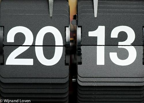 2013 op retro wekker