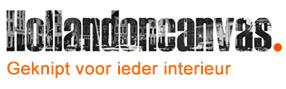 Logo Holland on Canvas