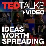 logo TED talks podcast