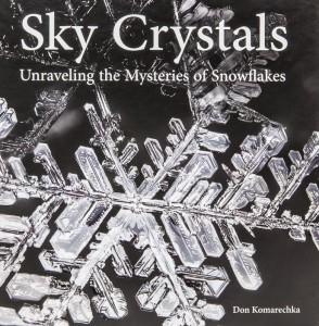 Sky Crystal boek Don Komarechka