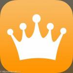 IOS7 app icoon Koningsdag - Appy Koningsdag